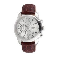 Relógio Projetado em Aço Inoxidável Novo Luminoso