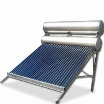 Стеклянная вакуумная трубка Солнечная система нагрева воды