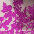 Tissu Vantage Flower Lace Broderie