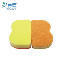 Scouring Pad of B Shape