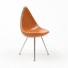 Drop Side dining Chair oleh Fritz Hansen