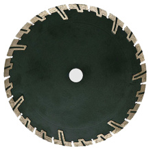 Hot Pressed Sintered Segmented Blade with Deep-Drop Segment (SUCSB)