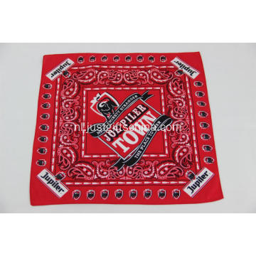 Promotionele bedrukt katoen Bandana Full Color LOGO