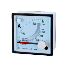 Analog Akım Panel Metre Çift Pointer
