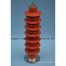 Parafoudre d'oxyde métallique sans éclateurs pour a. C. Sytems