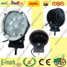 Светодиодная рабочая лампа Creee со степенью защиты IP67, Светодиодная рабочая лампа мощностью 45 Вт для грузовых автомобилей