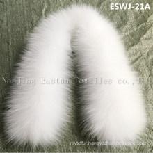 Natural Fox Scarf Eswj-21A