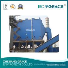 China Industrial Poluição do Ar Controle Crusher Coal Dust Collection Systems