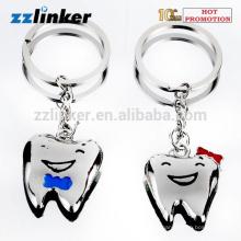 LK-S22 Dental Handwerk Liebe Zähne Schlüsselanhänger