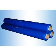 Película de protección azul para proteger superficies