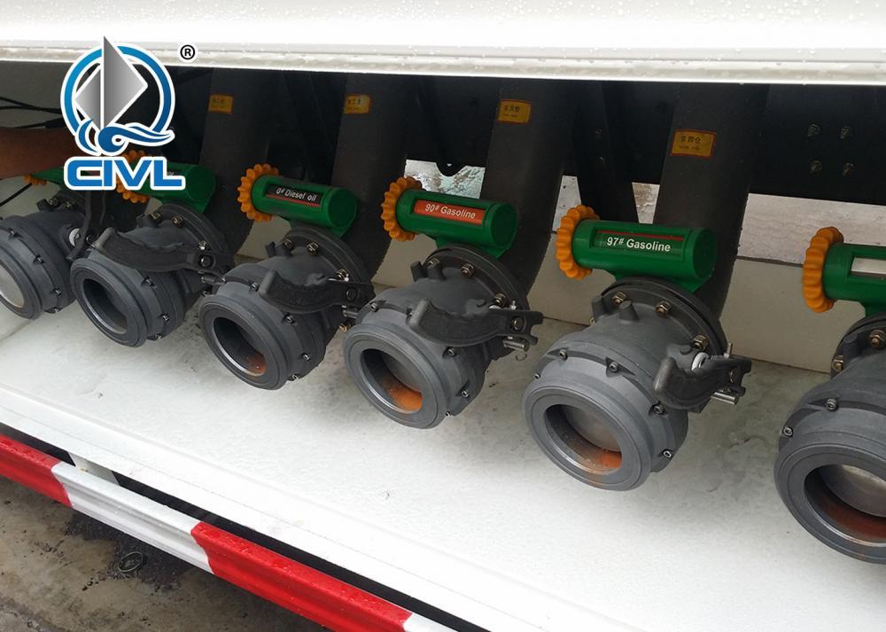 Oil Tanker Semitrailer 8