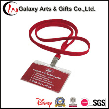 2016 Best Selling Polyester Badge Lanyard