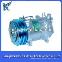 Universal 508 5H14 12V 2A Compresor de coches Sanden
