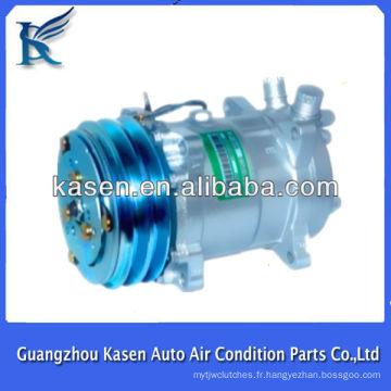 Universal 508 5H14 12V 2A Sanden Car Compressor