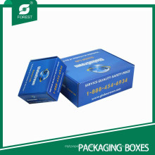 Bunte Hersteller-Pappschachtel