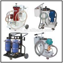 Equipo de filtración, fabricante SUPERIOR completamente automático del purificador de aceite del transformador del alto vacío de China