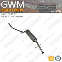 OE GWM parts MUFFLER 1201210-D06