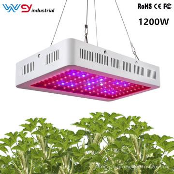 1200W LED élèvent des lumières pour les plantes d'intérieur