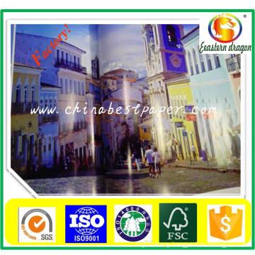 70g White Coated C1S Art Paper