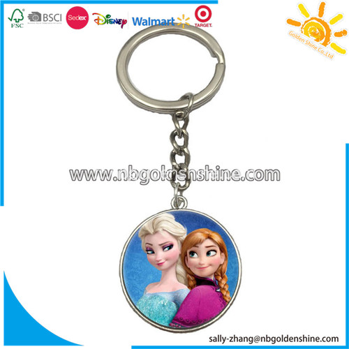 Promotion Epoxy Key Chain