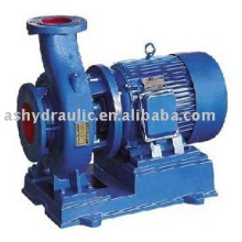 ISW horizontal piping centrifugal pump