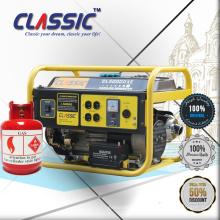 CLASSIC (CHINA) Kraftstoff sparen Biogas Elektrischer Generator mit Biogas Motor, Bio Gas Generator