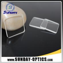 Janelas de vidro óptico grossas de 1mm N-BK7 Plano