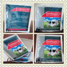 Quinolone Enrofloxacin HCl Wasserlösliches Pulver