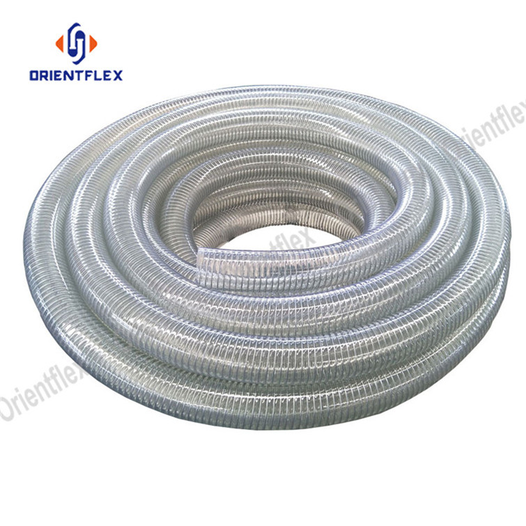 Pvc Steel Wire Hose 2
