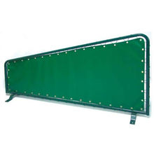 tee divider for golf driving range