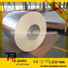 Lámina de aluminio de barbacoa / papel de aluminio de la barbacoa del hogar Hoja de estaño / hoja de aluminio 8011 rollos jumbo