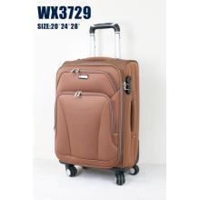 ruedas equipaje poliéster carros belleza sistemas del equipaje