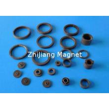 5.8g/cm3 Injection Plastic Sintered Ferrite Magnet for Micr