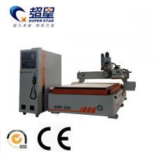 Máquina CNC de fresado eléctrico de madera ATC