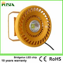 Lumière anti-déflagrante de 100W LED pour la station service