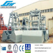 2ton- 10ton para el material a granel, madera, draga, mineral, arena