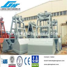 Prise marine 2ton- 10ton pour matériaux en vrac, bois, drague, minerai, sable