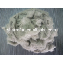 Chinese Dehaired and Carded Mink Wool Fibre