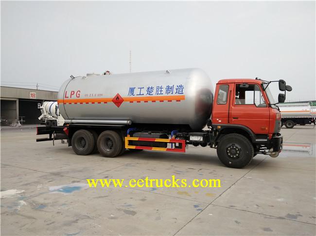 Dongfeng LPG Tank Trucks