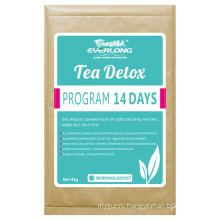 Organic Herbal Detox Tea Slimming Tea Weight Loss Tea (morning boost)