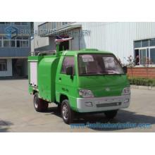 Foton Mini 4X2 1m3 Water Tank Fire Fighting Truck