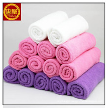 Cheap Customized microfiber towel for cleaning, solid towel microfiber