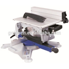 1600W 315mm Niedrige Geräusche Lange Lebensdauer Induktionsmotor Gehrungs-Tischsäge GW8092