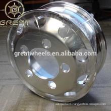 Toyota coaster using alloy wheels 16x5.5 for mini bus and midibus                                                                         Quality Choice