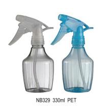 Kunststoff-Trigger-Sprayer Flasche für Garten 330ml Flasche (NB329)