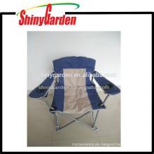 Silla de camping cuádruple de lujo silla plegable