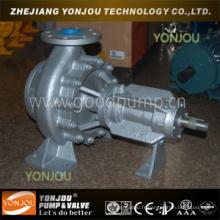 Pompe de circulation d'huile thermique, pompe de circulation, pompe centrifuge