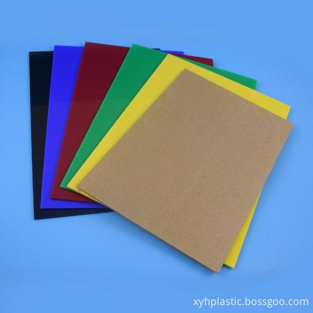 acrylic PMMA sheet 7
