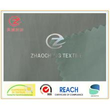 600t cetim tecido de poli tafetá vestuário (zcgf084)