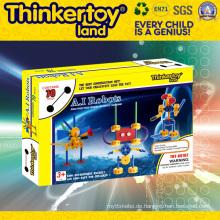 Plastik Auto Bildungs-Intelligenz Spielzeug für Kindergarten